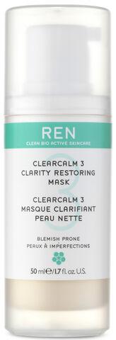 Clear Calm 3 Clarifying Restoring Mask