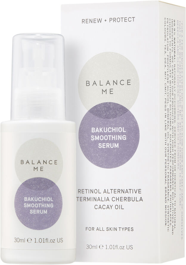 Balance Me Bakuchiol Smoothing Serum