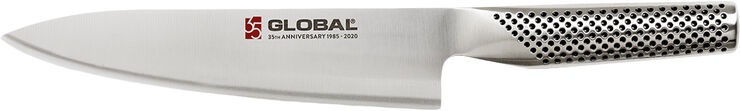 G-100/AN Kokkekniv stål 19 cm