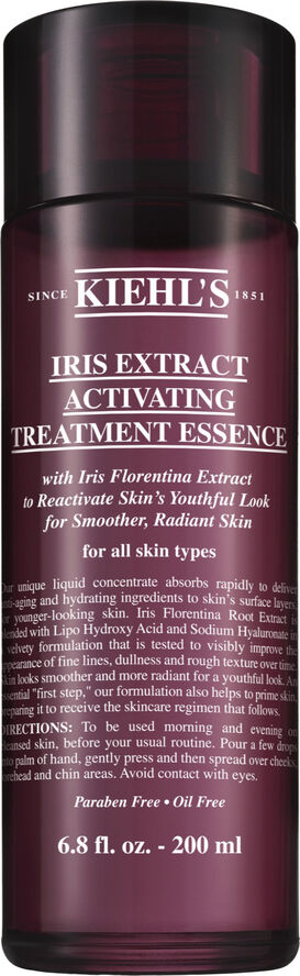 Iris Extract Activating Treatment Essence 200 ml.