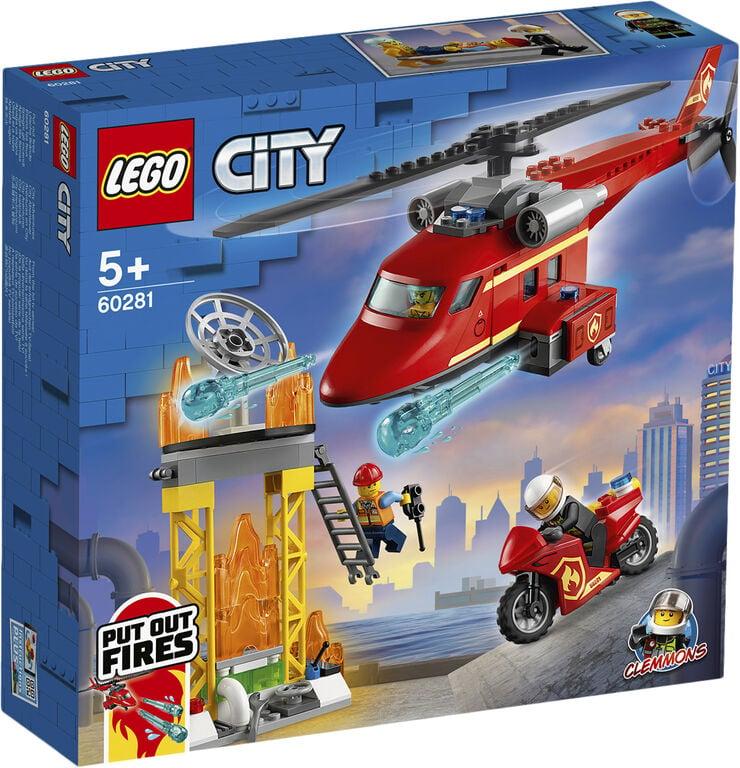 Brandvæsnets redningshelikopter