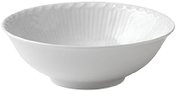 Hvid Halvblonde 40 cl. portionsskål