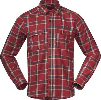 BER M Tovdal Shirt, Red Sand