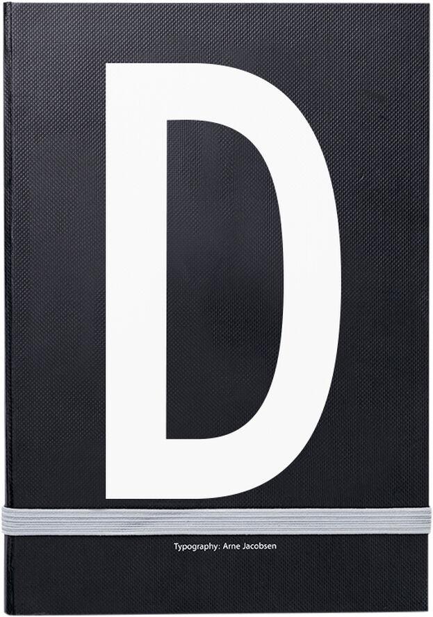 Personlig notesbog A-Z