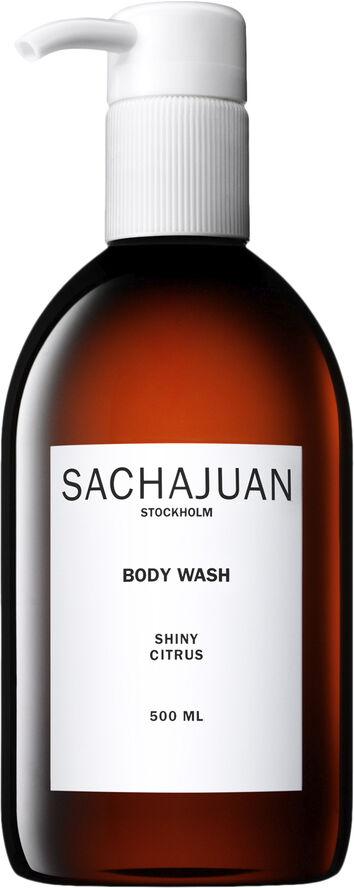 Body Wash Shiny Citrus 500 ml.
