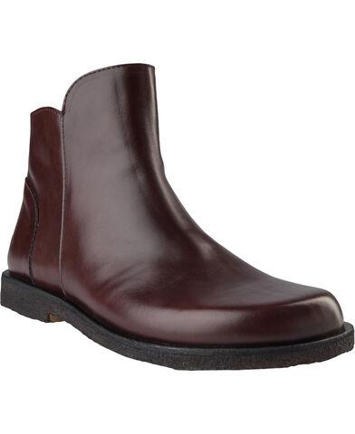 Støvle m. bred pasform