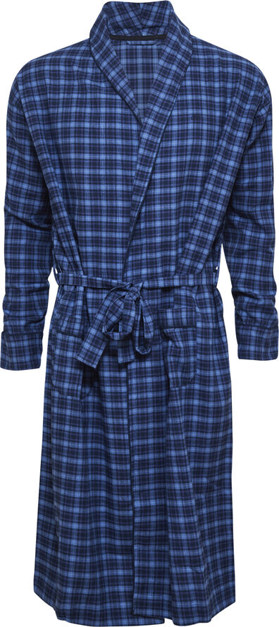 JBS bathrobe flannel