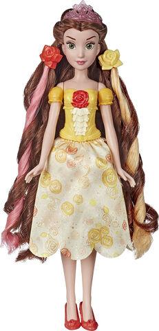 Disney Princess Fashion Doll Hair Style Creations - Belle