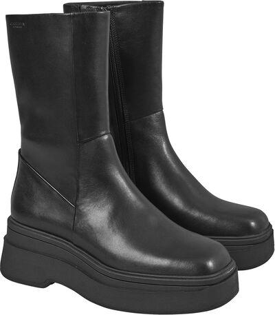 Boots heel chunky
