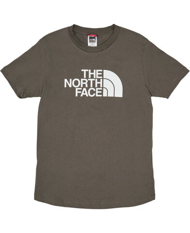 Y S/S EASY TEE NEW TAUPE GREEN/TNF