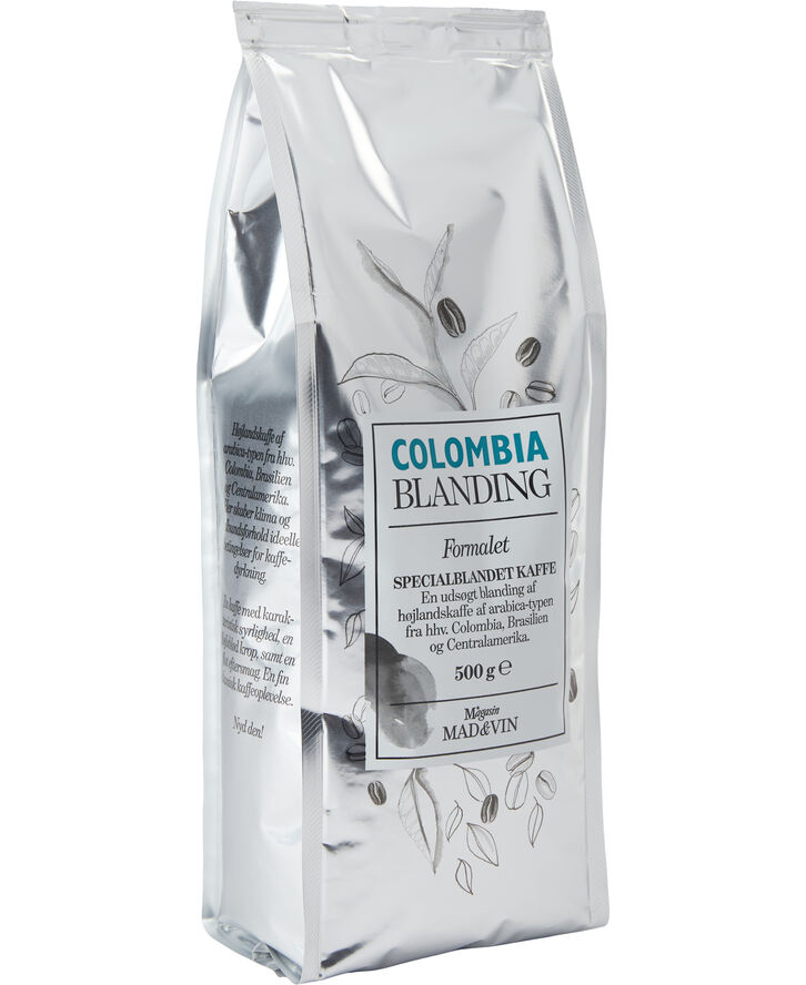 Colombia kaffe 500 g.