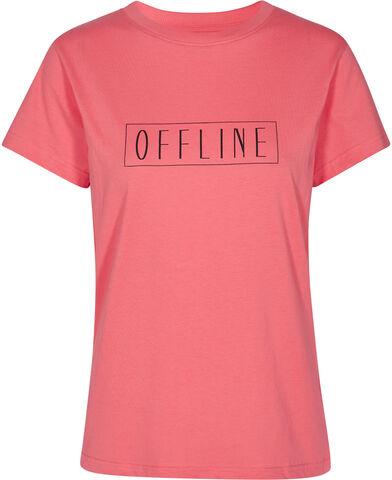 720025 Never Offline T-Shirt