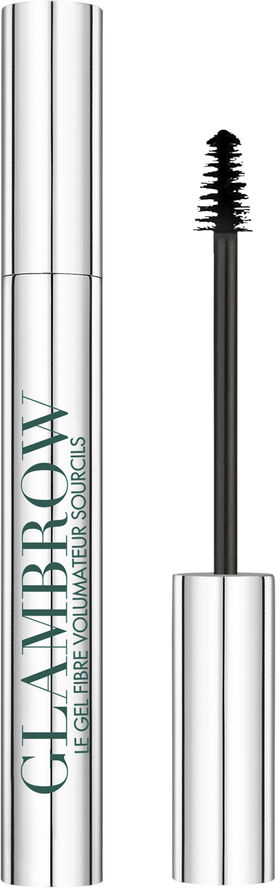 Glambrow Dark Brow Volumizing Fiber Gel 3 ml.