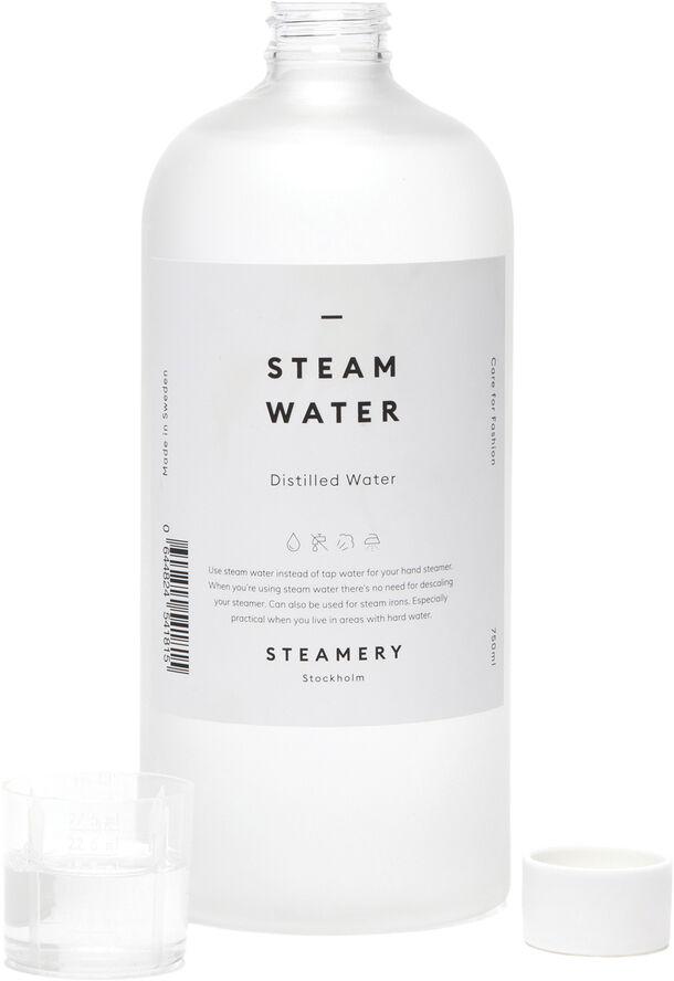 Steam Water - Distilled water