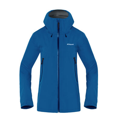 ASIVIK W Storm4 Jacket, True Blue
