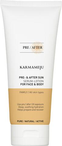 SUN Pre After, SPF, 200 ml