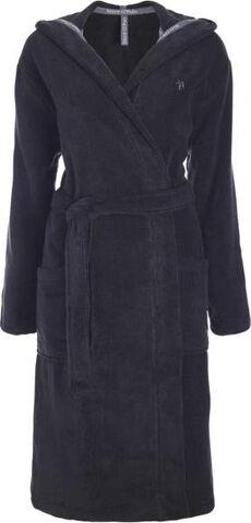 Classic (With Hood) bathrobe M Anthracite