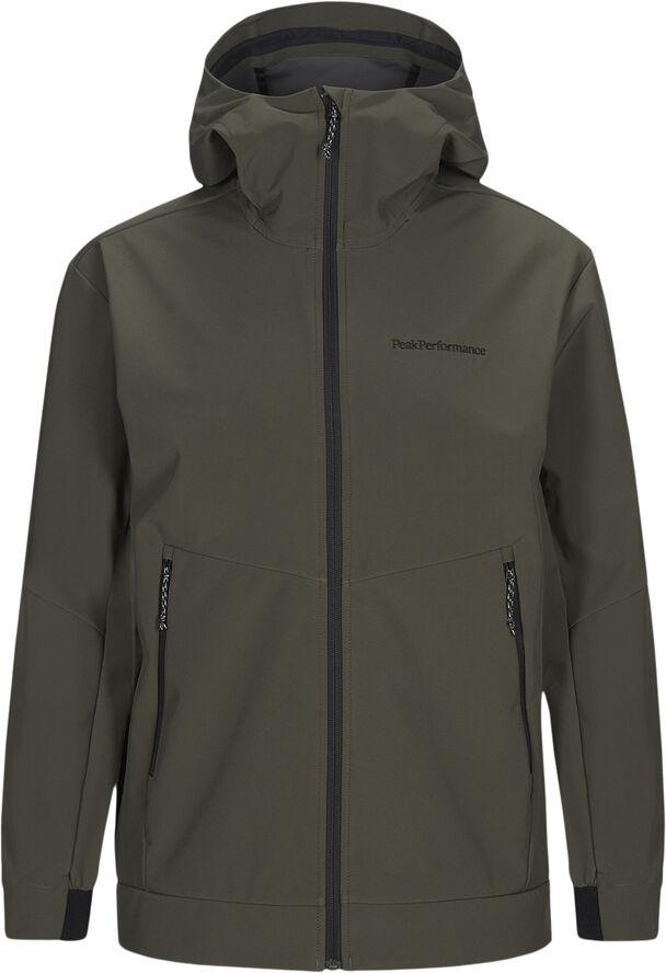 M Adventure Hood Jacket-BLACK
