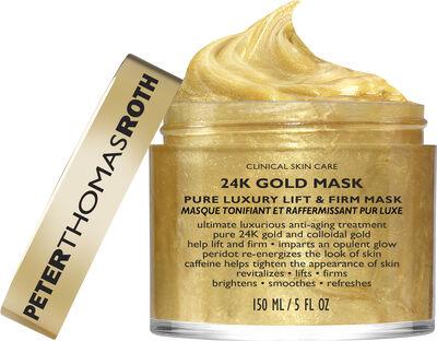 24k Gold Mask 150 ml.