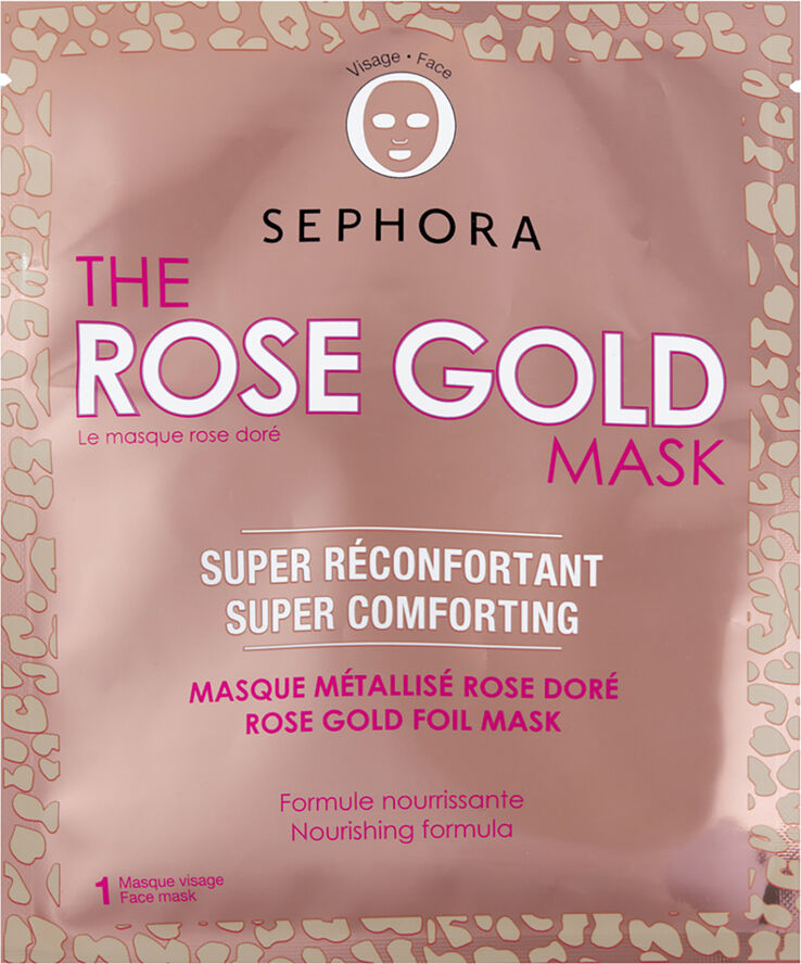 The Rose Gold - Mask