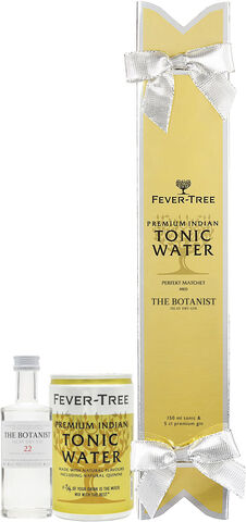 Fever-Tree Indian Tonic Water & Botanist Gin