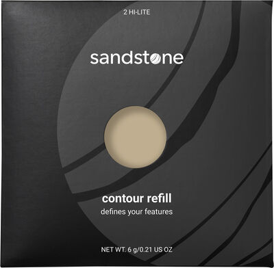Sandstone Contour Refill 6 g