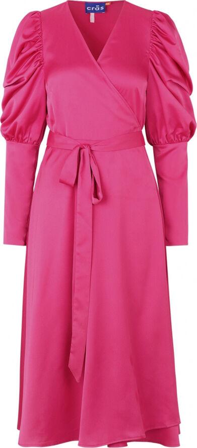 Almacras wrap dress