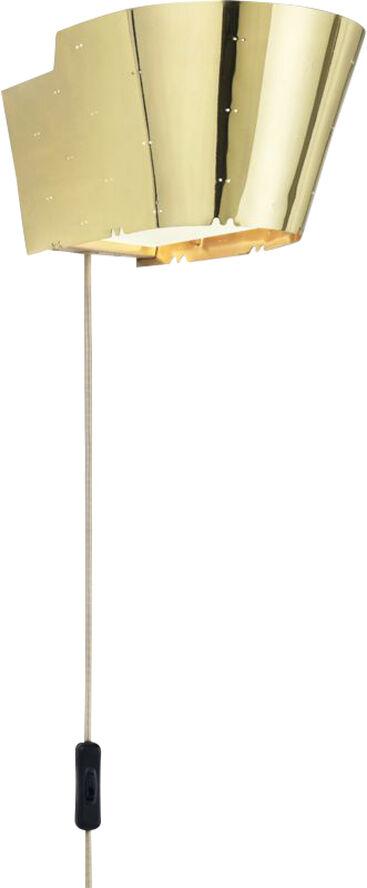 9464 Wall lamp - Brass base