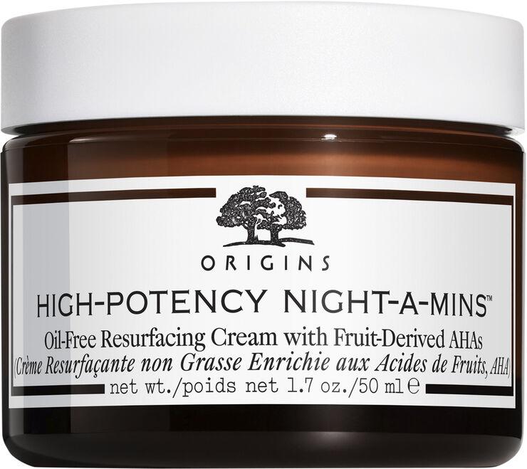 High-Potency Night-A-Mins Oil-Free Cream 50 ml.
