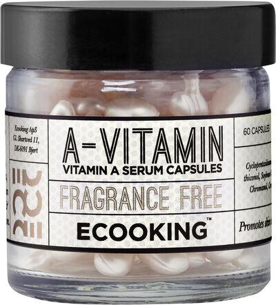 A-vitamin, kapsler