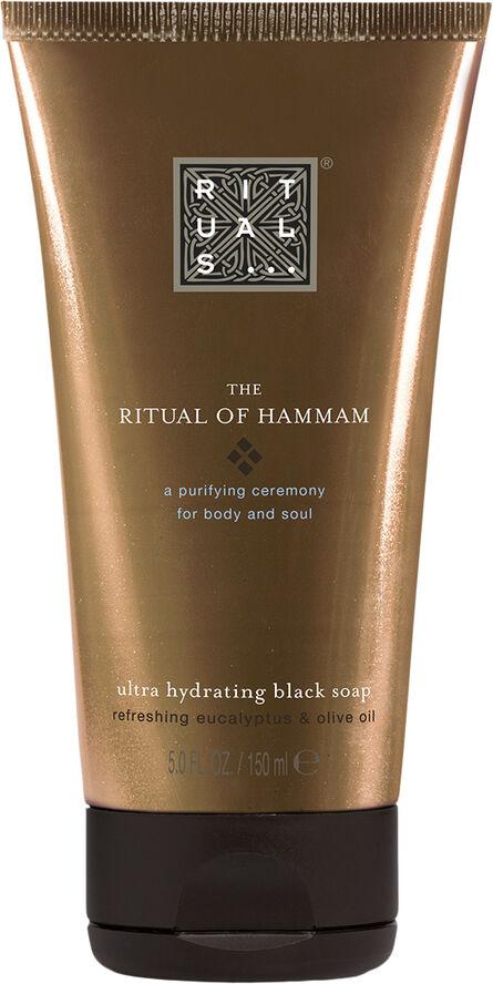 The Ritual of Hammam Black Soap