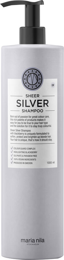 Sheer Silver Shampoo 1000 ml