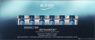 LIFE PLANKTON AMPOULES 8X1.3ML