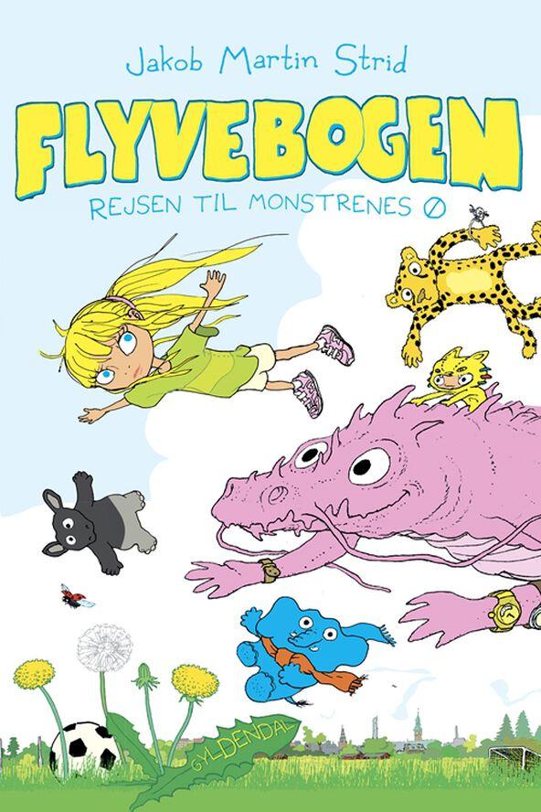Flyvebogen. Rejsen til monstrenes ø