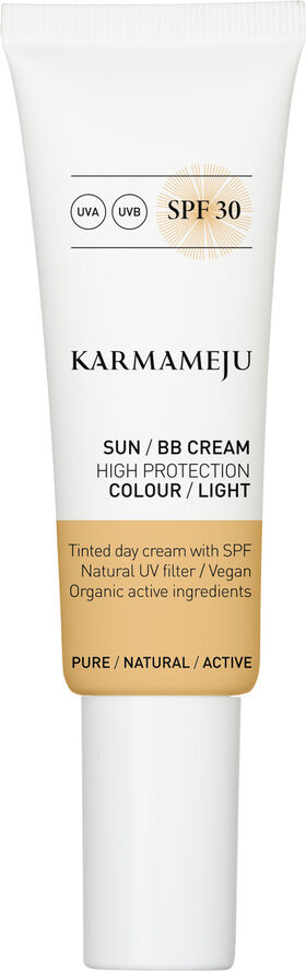 SUN BB CREAM, SPF 30, Light, 50 ml