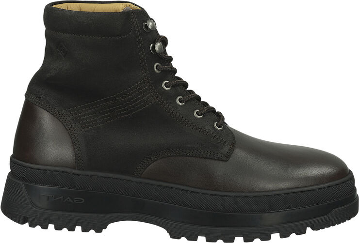 St Grip Mid lace boot
