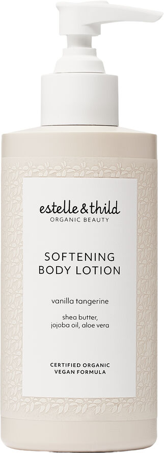 Vanilla Tangerine Softening Body Lotion