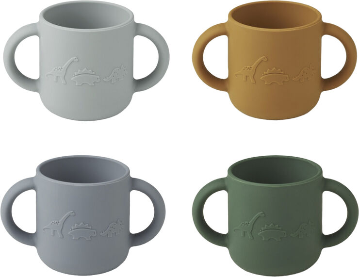 Gene cup 4 pack