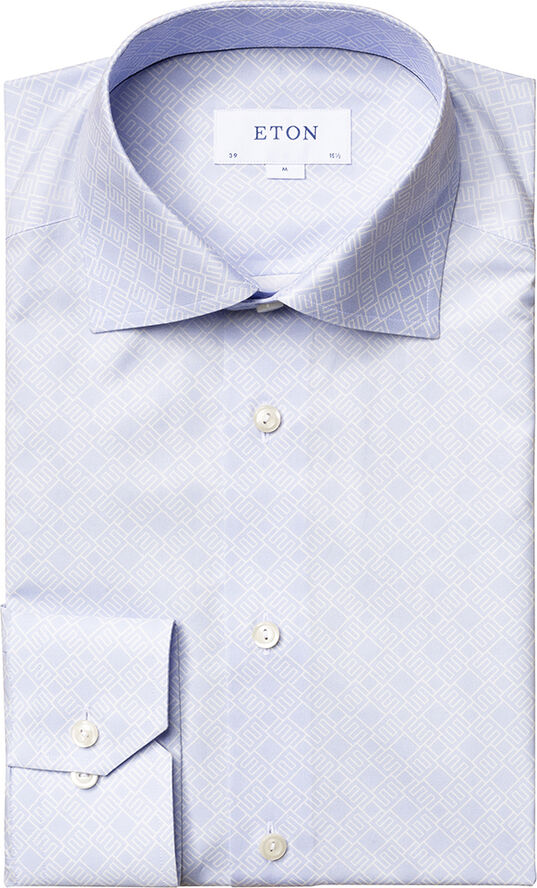 Double E logo shirt Slim fit