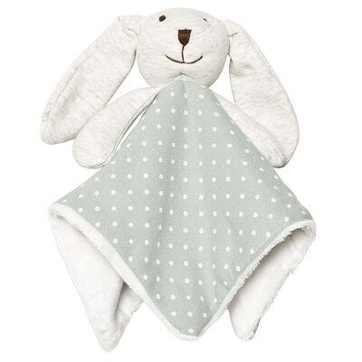 Baby Doudou Bunny Green