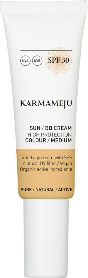 SUN BB CREAM, SPF 30, Medium, 50 ml
