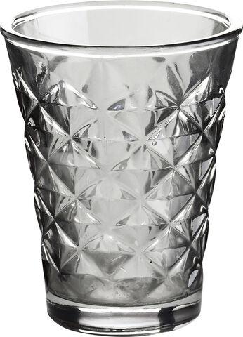Facet glas 10 cm.