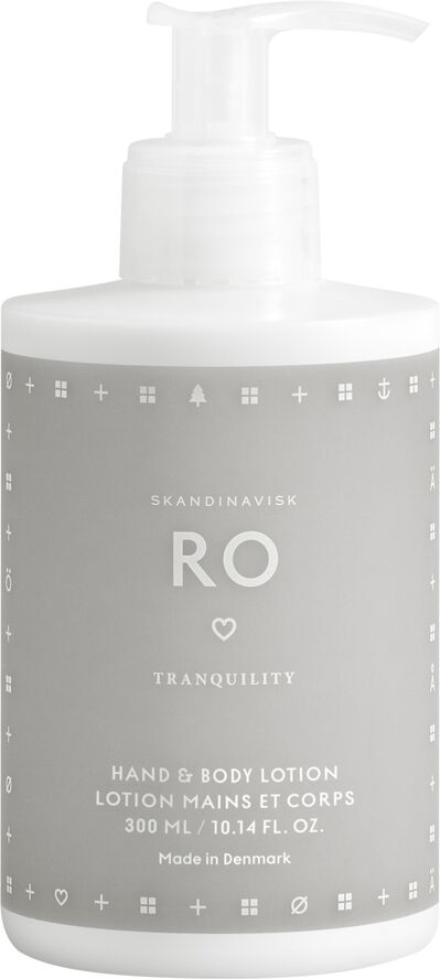 RO 300ml Hand & Body Lotion