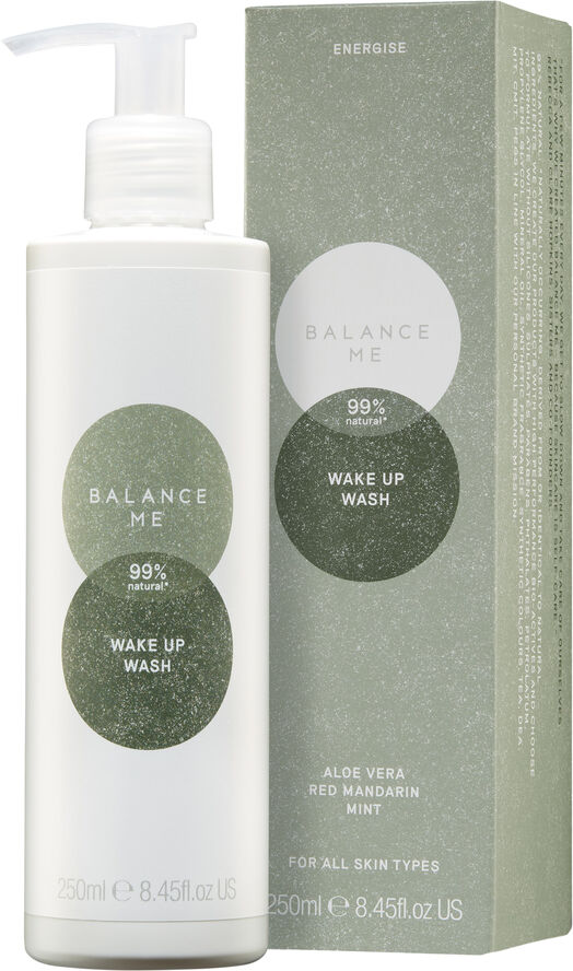 Balance Me Wake Up Body Wash