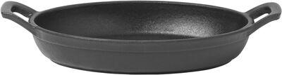 Garonne 0,6 liter mini  pande med 2 greb oval, støbejern