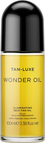 THE WONDER OIL Light / Medium