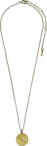 Taurus halskæde guld belagt