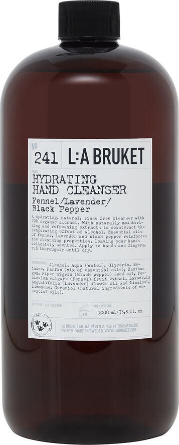 243 Refill Återfuktande Handrengring Fnkl/Lavendel/Svartpepp
