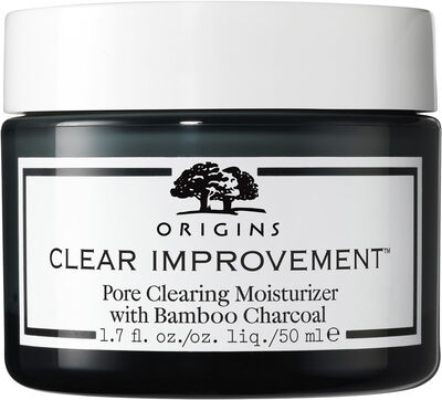 Clear Improvement Skin Clearing Moisturizer with Bamboo Charcoal