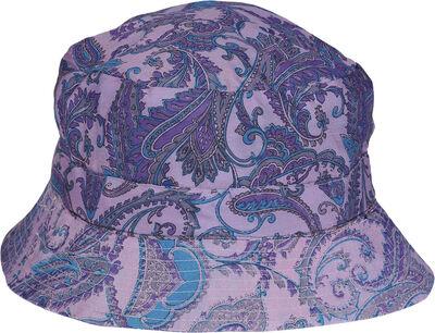 Sanja Silk Bucket Hat